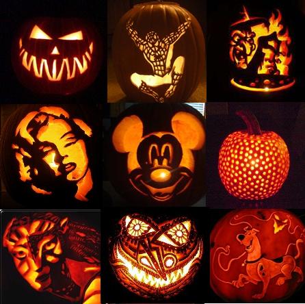 pumpkin carving contest – the ntrg blog