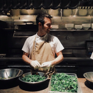 introducing gray nance of central kitchen the inspiration behind the dish with chef ryan pollnow of central kitchen - Central Kitchen Sf