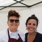 Chef Lyndsey & Liz.